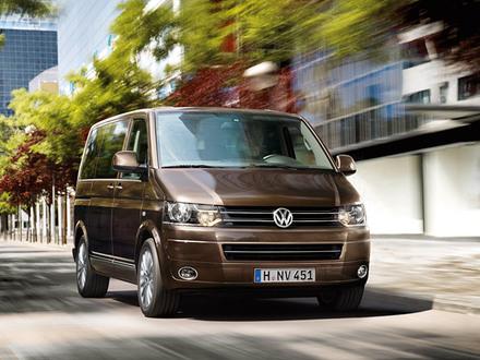 10 причин приобрести новый Volkswagen T5.