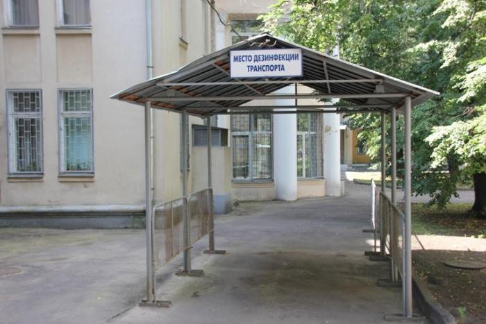 Отзывы поликлиники спб 117 поликлиника