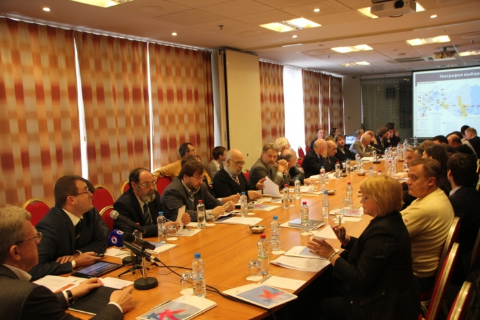 Представители партии «ЯБЛОКО» выступили на обсуждении инициатив КГИ по реформе избирательного законодательства