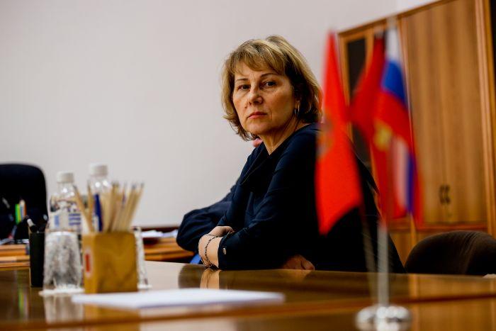 Председатель Красноярского «Яблока» Оксана Демченко