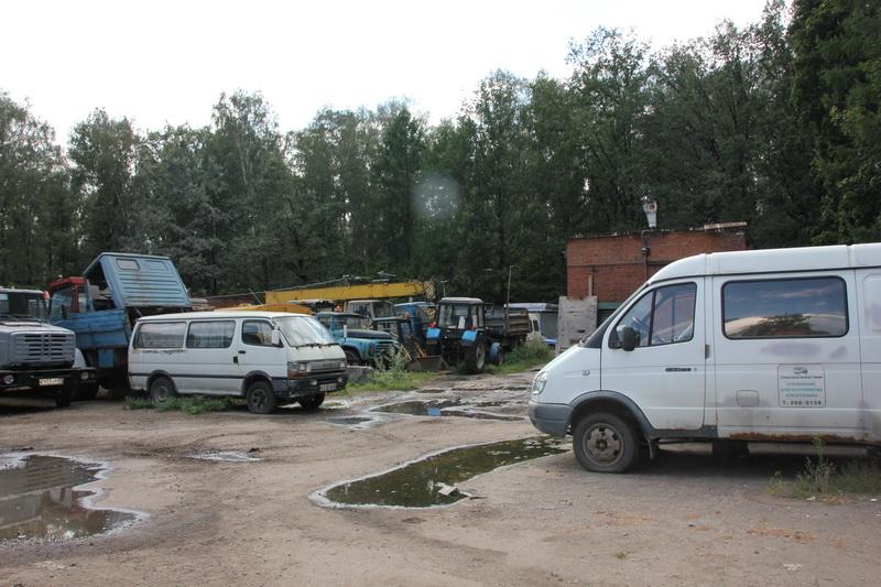 Власти Москвы взялись за очистку территорий