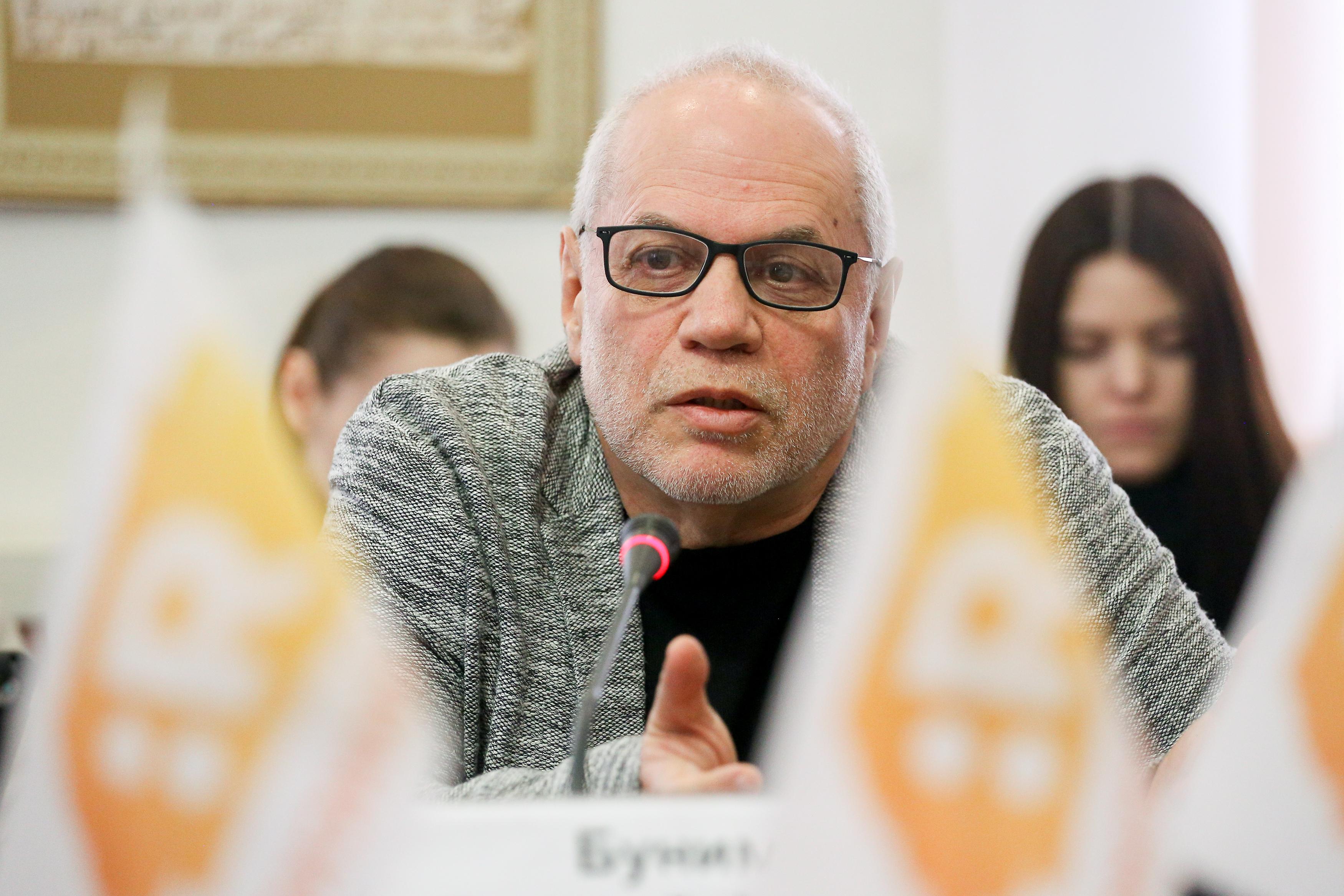 Евгений Бунимович, заслуженный учитель России, кандидат педагогических наук